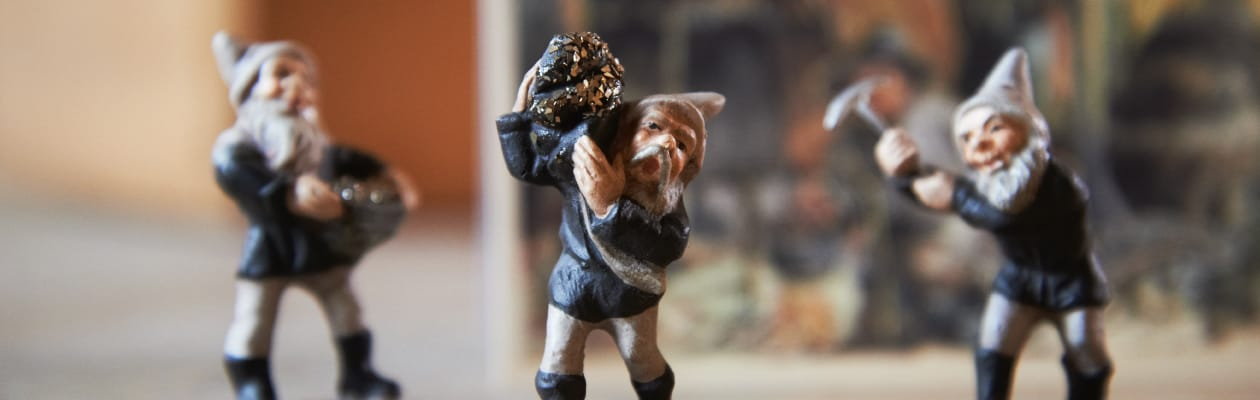 Miniature collectibles