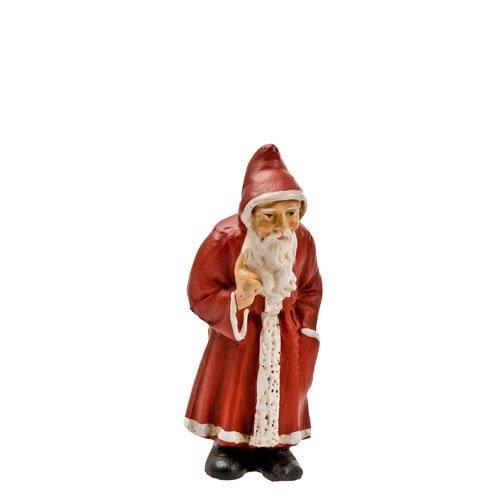 Baumbehang *Alter Weihnachtsmann*, rot