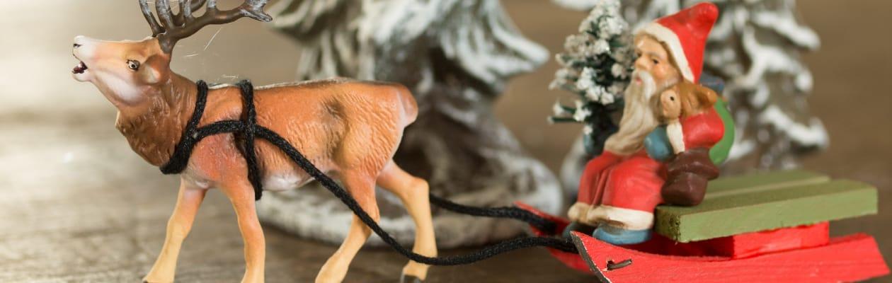 Miniatures for the Christmas Season
